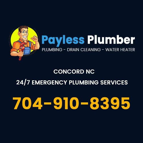plumber Concord NC